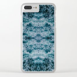 Project 69.1 - Abstract Photomontage Clear iPhone Case