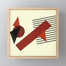 A Notion Framed Mini Art Print
