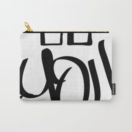 Just Be You Carry-All Pouch
