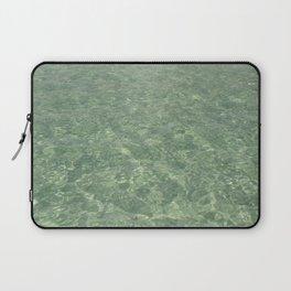 Clean Ocean Water Laptop Sleeve