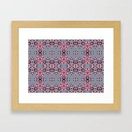 p4 Framed Art Print