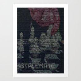 mr.robot_eps2.2_init_1.asec Art Print