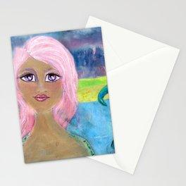 Understanding Idaelia, Oh Mermaids Stationery Cards