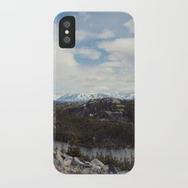 The Yukon iPhone Case