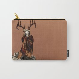 Brown Shaman Carry-All Pouch