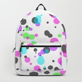 Lots a dots! Backpack