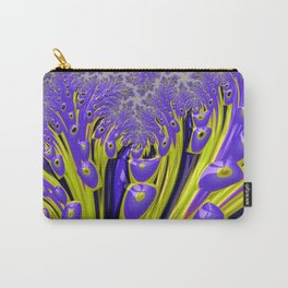 Purple People Eater Invasion Carry-All Pouch