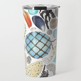 Coastal Treasures Travel Mug