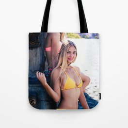 Californian Beauties Tote Bag