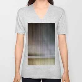 Abstract Lines 3 Unisex V-Neck