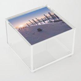 Port Willunga Sunset Acrylic Box