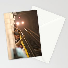Subway Stories (Pt 1 - New York City) Stationery Cards