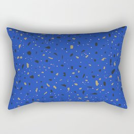 Granite (blue) Rectangular Pillow