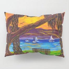 Maui Banyan Bliss Pillow Sham