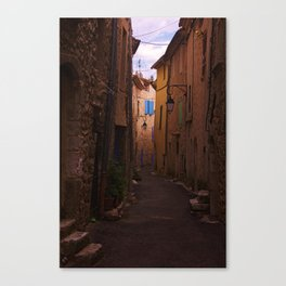 French street Canvas Print
