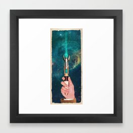 Geronimo Framed Art Print