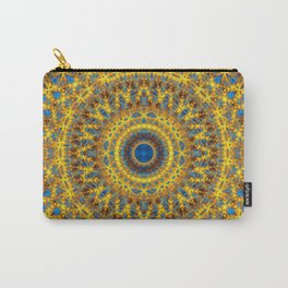 Abstract science fiction futuristic Carry-All Pouch