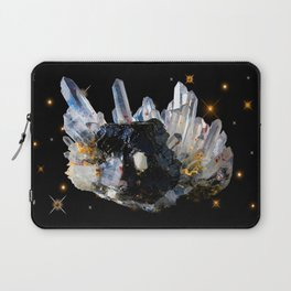 Star Aura Quartz Laptop Sleeve