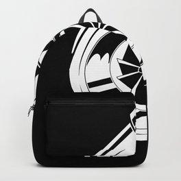 Turbocharger Illustration JDM Gift Backpack
