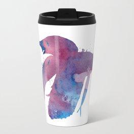 Siamese Figthing Fish - Betta Splendens Travel Mug