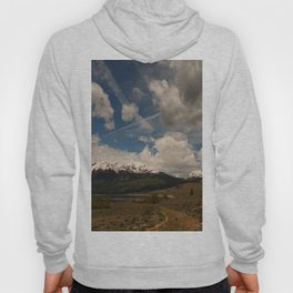 Dramatic Sky Over Twin Lakes Colorado Hoody