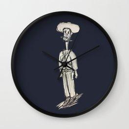 Mexican revolutionary Wall Clock