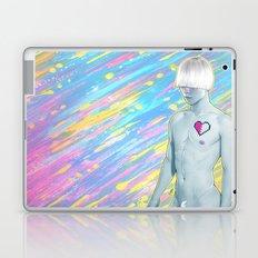 Pixel heart Laptop & iPad Skin