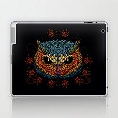 Owl Face Laptop & iPad Skin