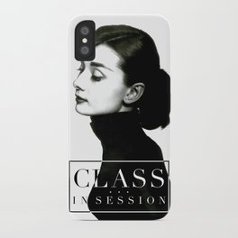 Class in Session iPhone Case