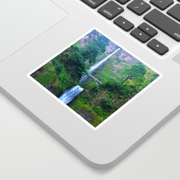 Multnomah Falls Sticker