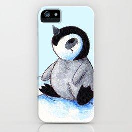 Little Winter Fluffball iPhone Case