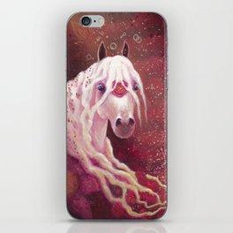 FlowerBloomer iPhone Skin