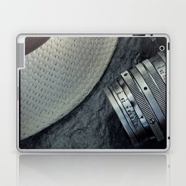 Leica and hat Laptop & iPad Skin