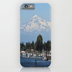Adventure Mount Hood from Portland Oregon Travel Washington PNW Tapestry iPhone 6s Slim Case