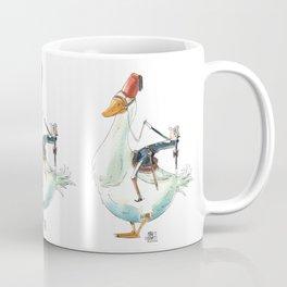 Numero 9 -Cosi che cavalcano Cose - Things that ride Things- NUOVA SERIE - NEW SERIES Coffee Mug