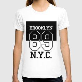 Brooklyn 89 N.Y.C. T-shirt