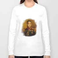 replaceface Long Sleeve T-shirts featuring Will Smith - replaceface by replaceface