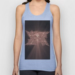 Folding Leaf On The Tree of Knowledge Unisex Tank Top