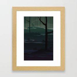 Beast of Burdens Framed Art Print