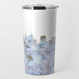 Memphis Skyline Tennessee Travel Mug