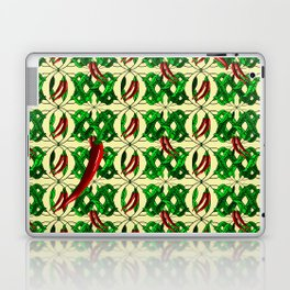 Hot Chili Peppers Laptop & iPad Skin
