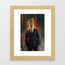 J.Moriarty Framed Art Print