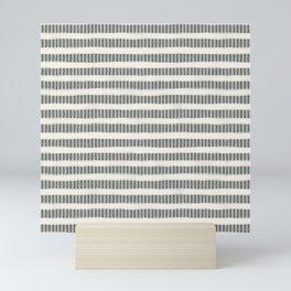 striped Mini Art Print