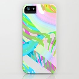 Surf on the Shore iPhone Case