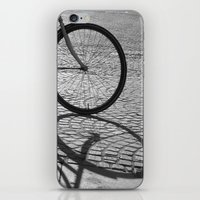 bicycle iPhone & iPod Skins featuring bicycle by habish