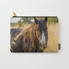 Autumn Horse Carry-All Pouch