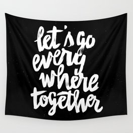 Everywhere Wall Tapestry