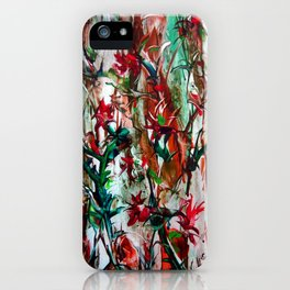HoneySuckle iPhone Case
