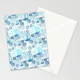 Dreidel  Stationery Cards
