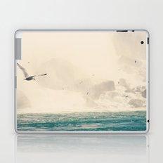 Seagulls in Flight Laptop & iPad Skin